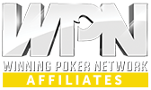 Winning Poker Network Affiliates